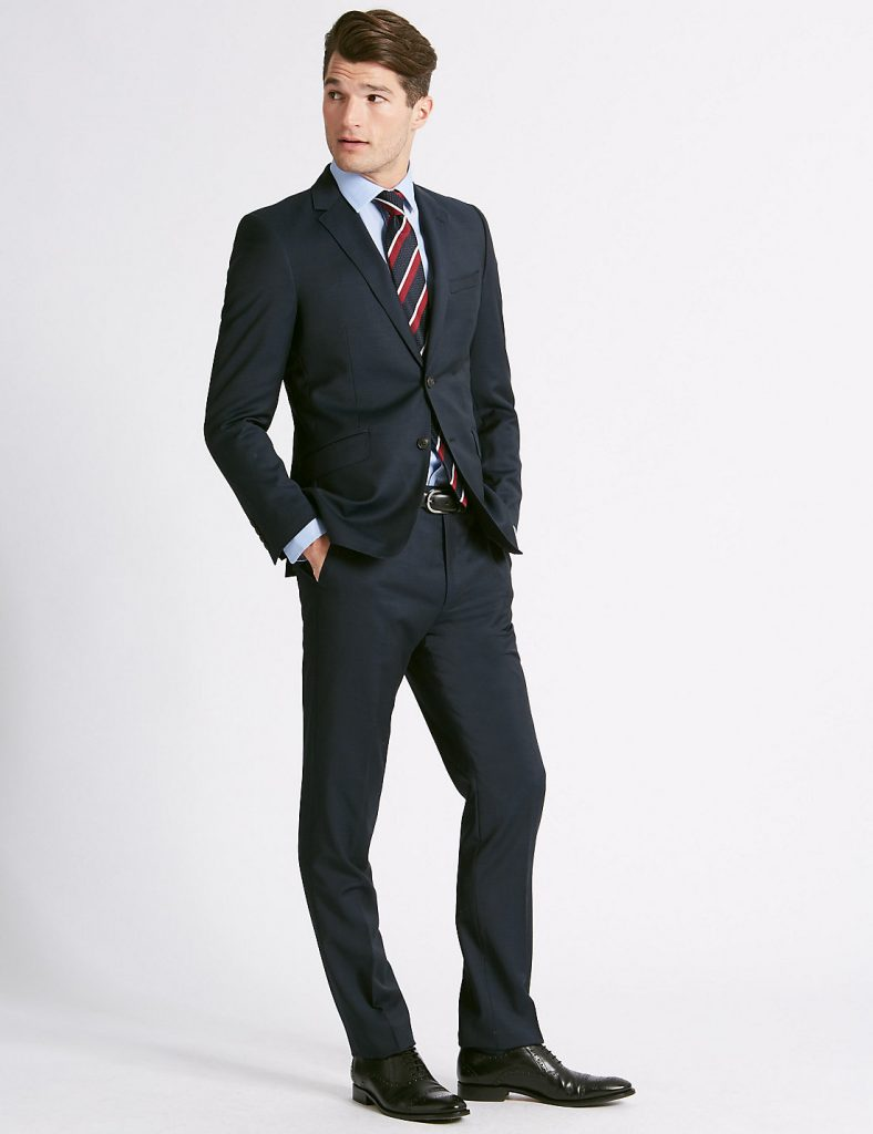 England World Cup suit 2018 Marks & Spencer