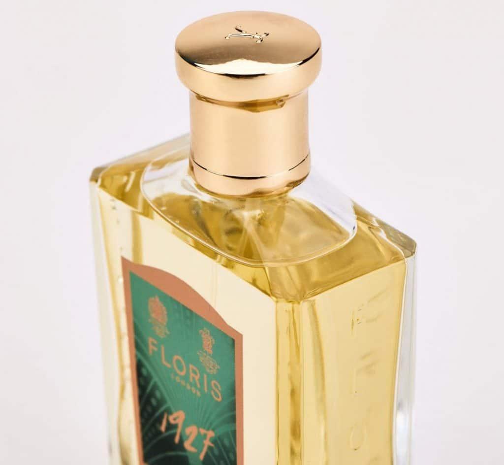 ny doft från engelska parfymhuset floris