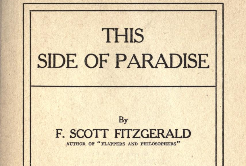 best books from the 1920s fitzgerald