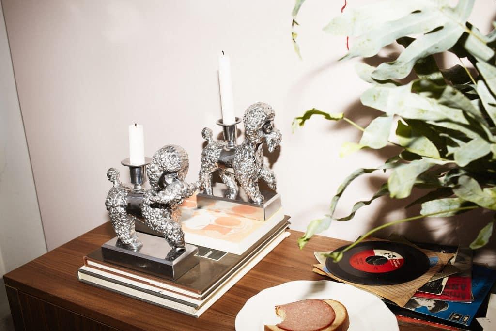 ikea ljusstakar från utställningen föremål