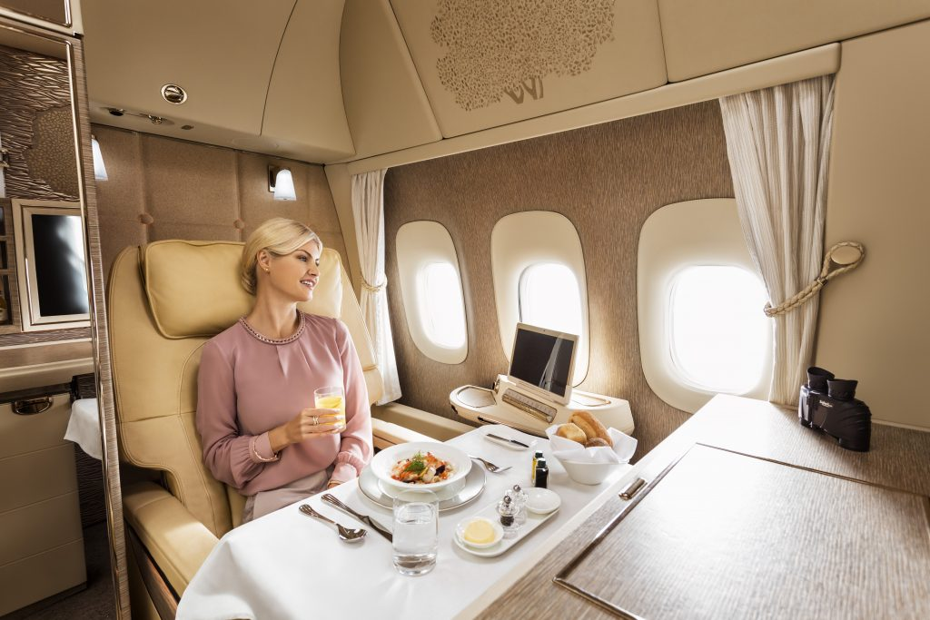 the most luxurious airplanes in the world