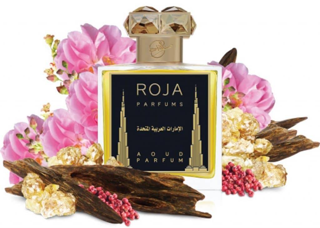 roja oud parfymer
