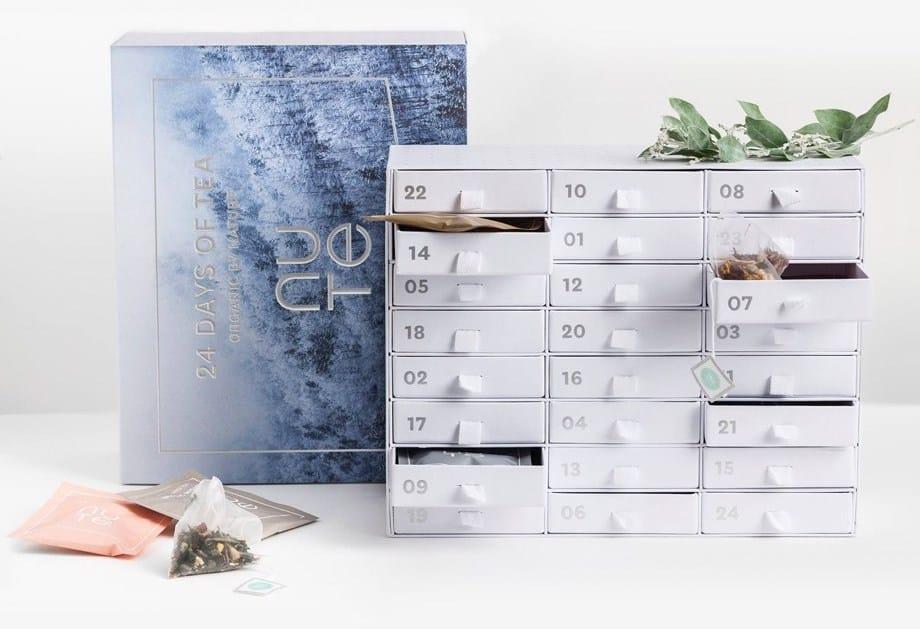 lyxig teadventskalender 2018