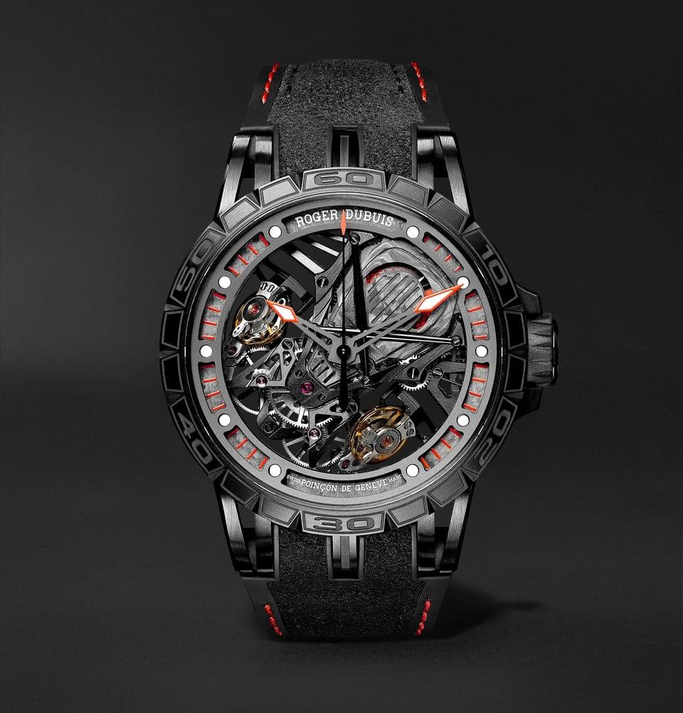 den dyraste klockan på marknaden