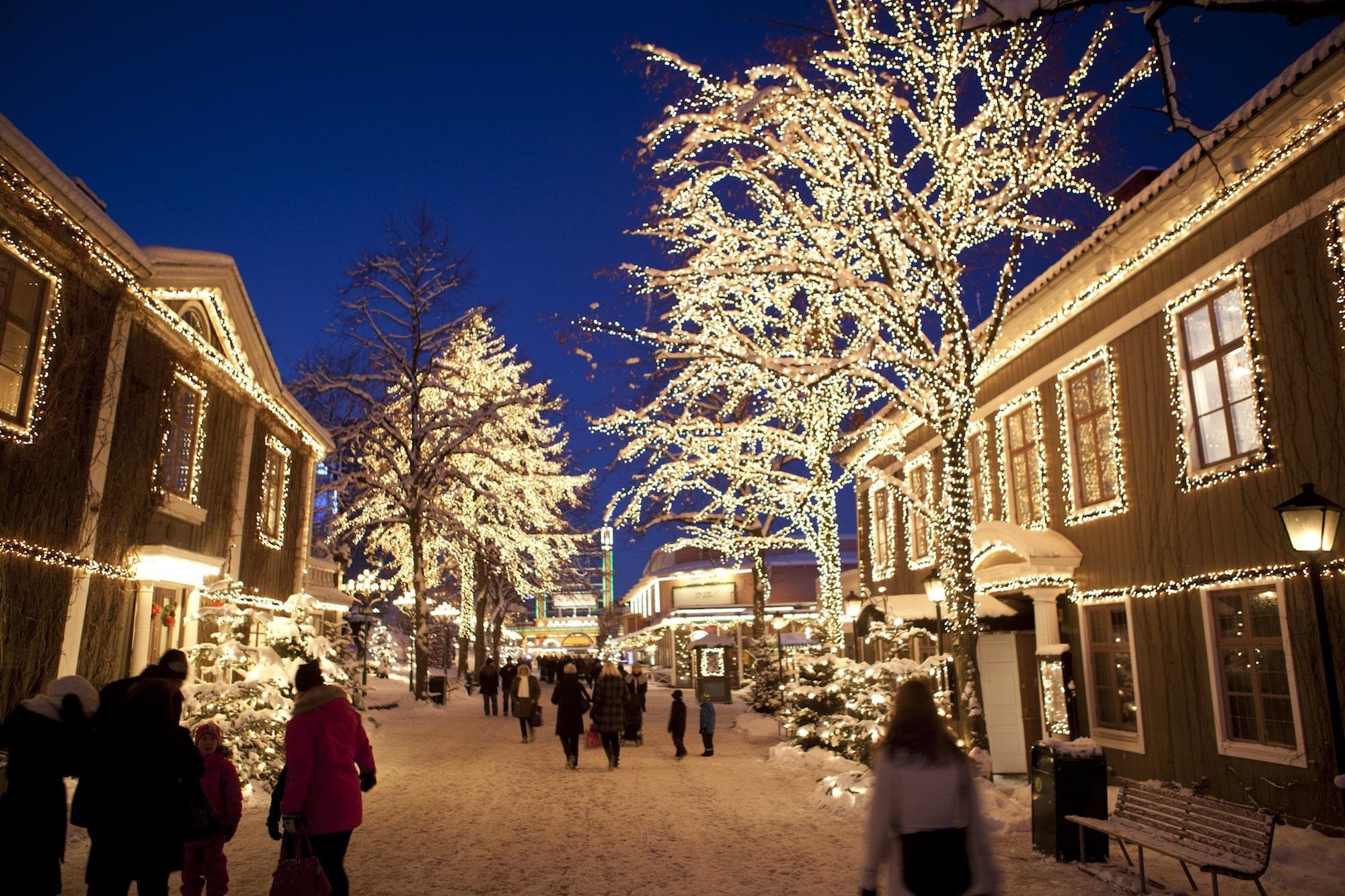 var hittar man Sveriges bästa julmarknader