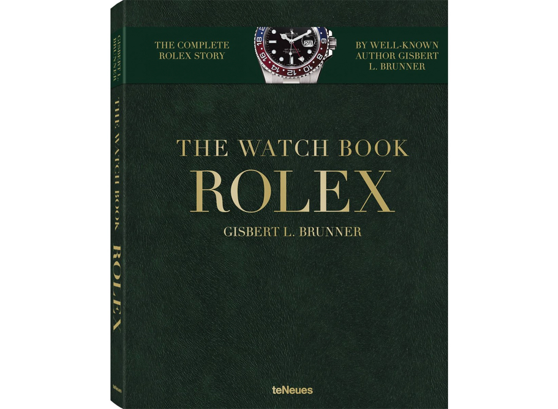the best coffee table book rolex