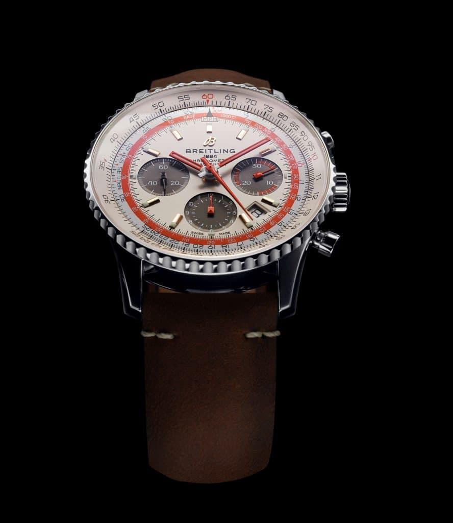 Breitling Navitimer TWA edition watch