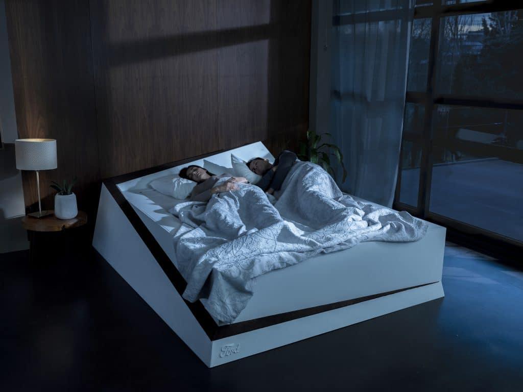 smart säng från ford