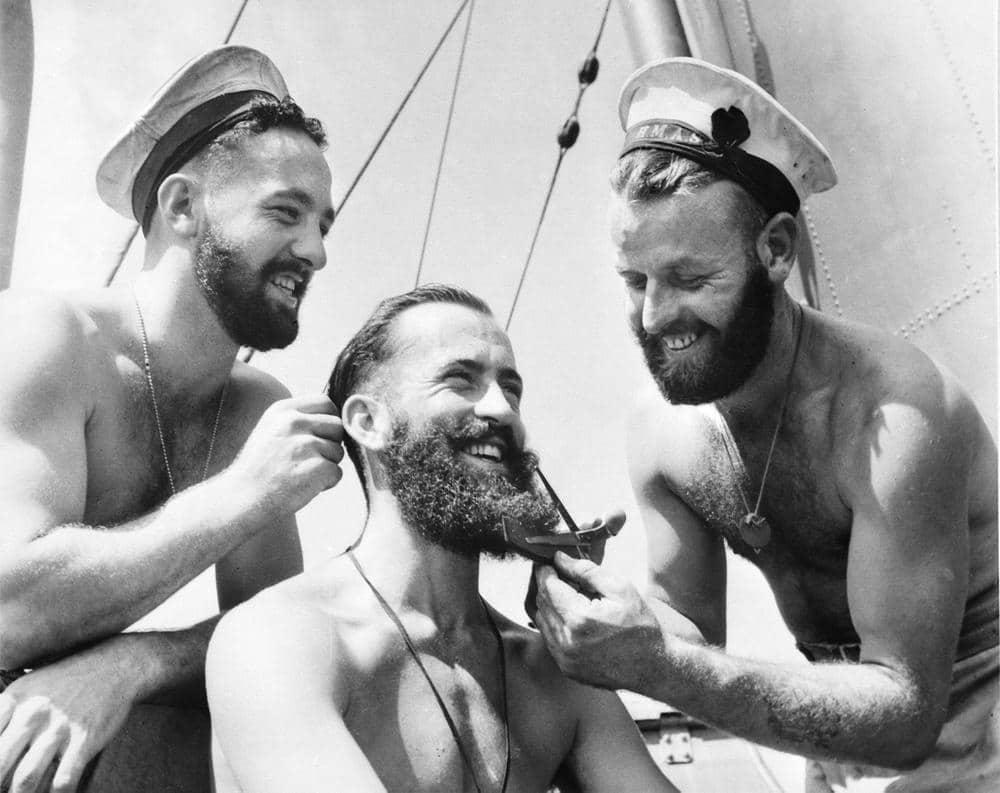 orsaker att bära skägg