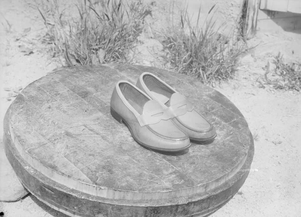 klassiska skomodeller loafers