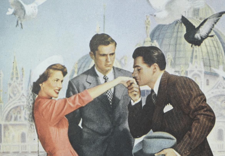 etikettregler från 1930-talet
