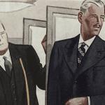 1930-talets klädkod för gentlemannen