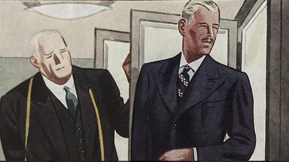 a961d645fb74 1930-talets klädkod för gentlemannen - Ett livsstilsmagasin ...