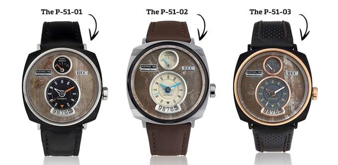 rec watches models
