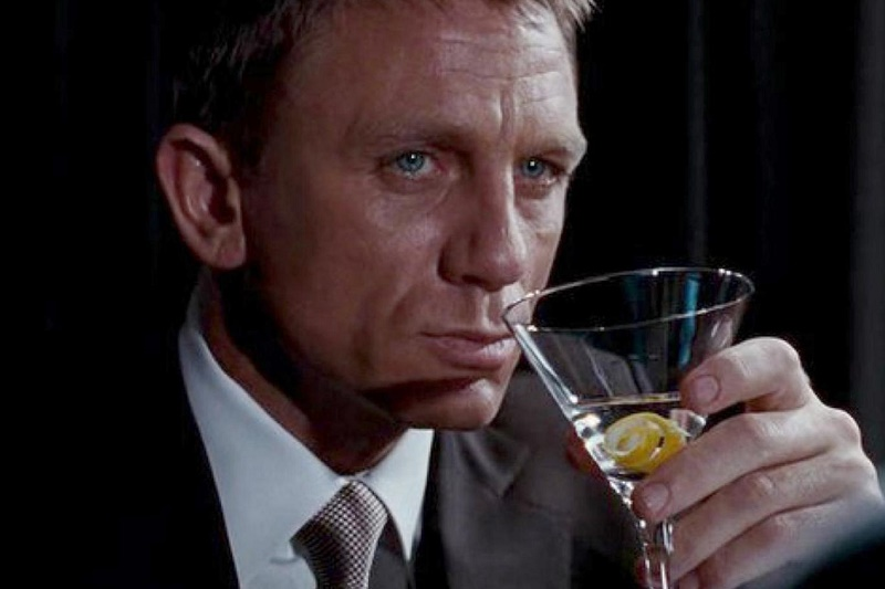 james bond drink 2
