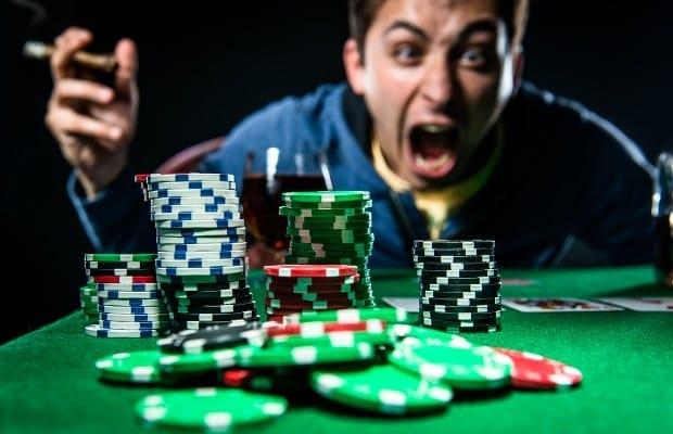 känslor casino