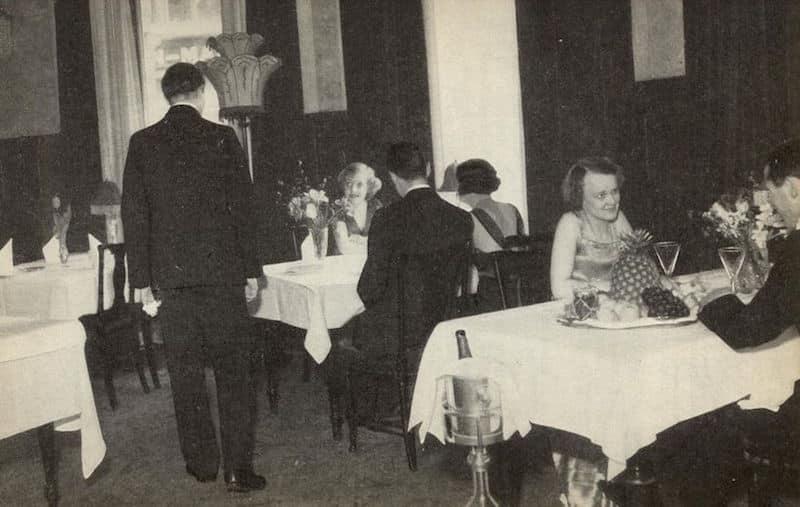 Dating etikett 1950-talet Speed Dating i Manhattan New York