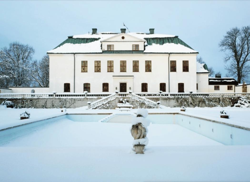 slott och herrgårdar till salu