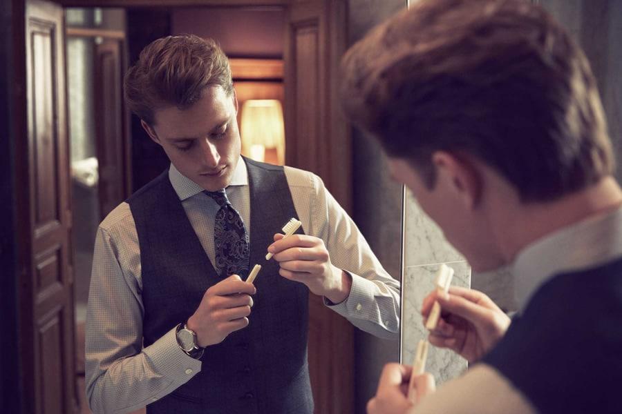 snyggt mode för män