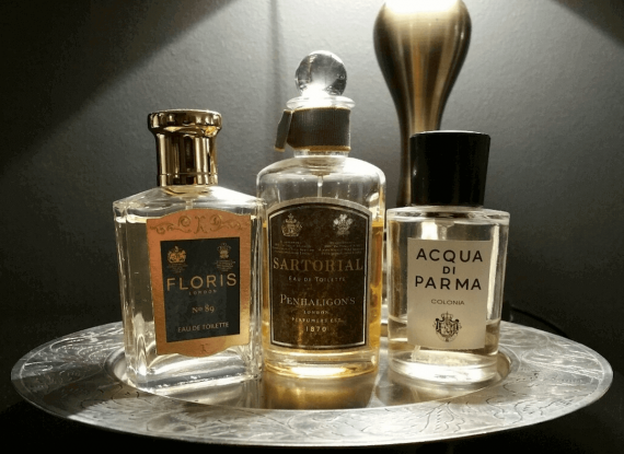 hur man väljer parfym för män 2020