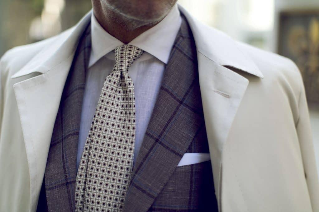 mode för mogna män