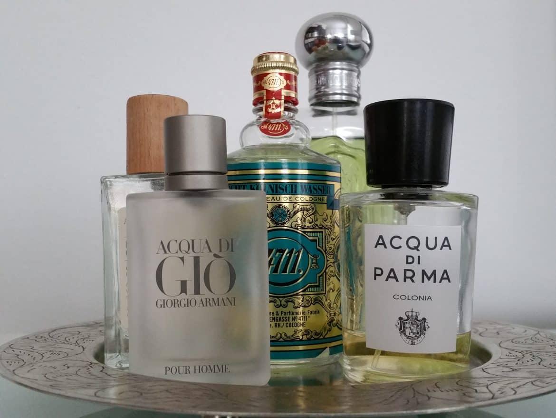 bästa parfymerna för män