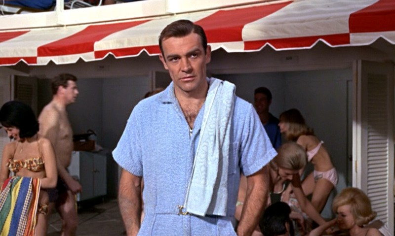 James Bond badmode goldfinger
