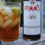 Klassiska Wimbledondrinken Pimm's Cup No.1