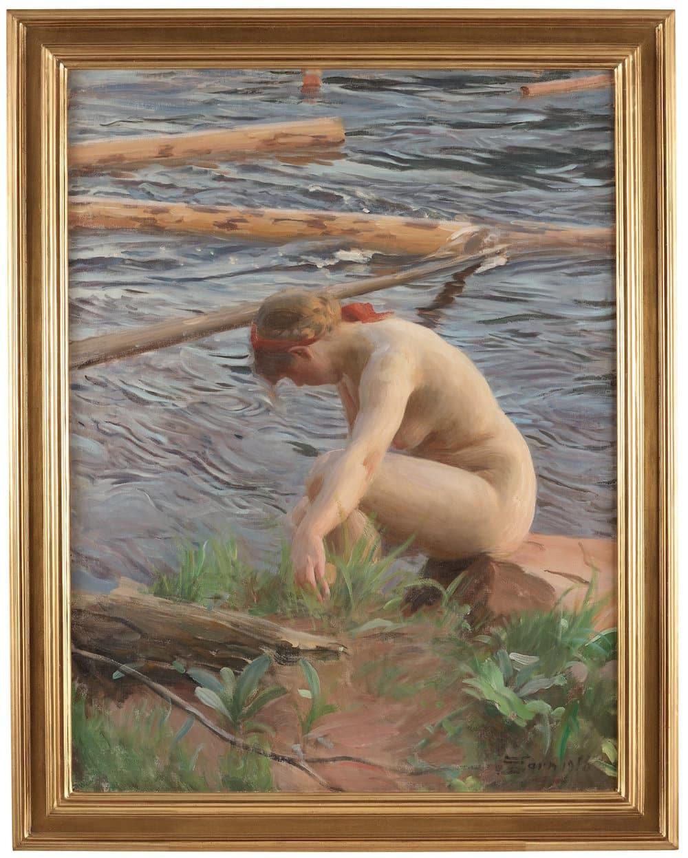 kända målningar Anders Zorn