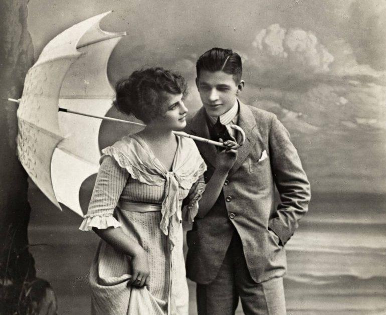 dejtingtips för killar från 1930-talet