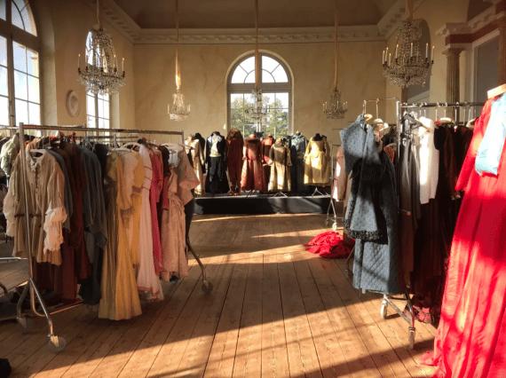 kostymförsäljning drottningholms slottsteater