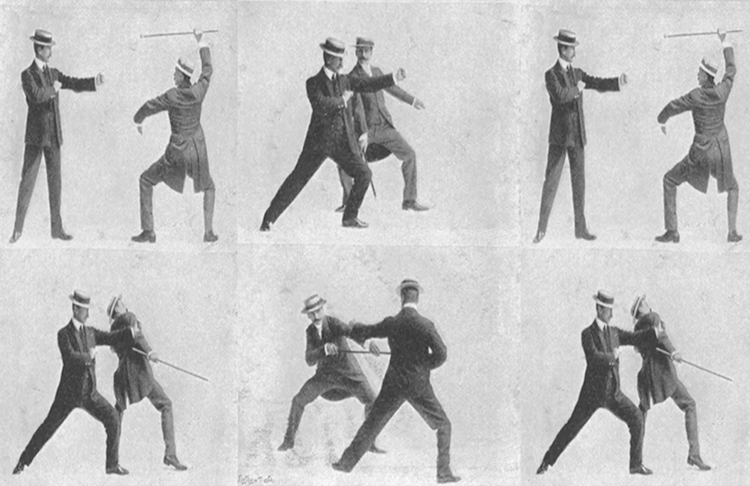 bartitsu self-defense