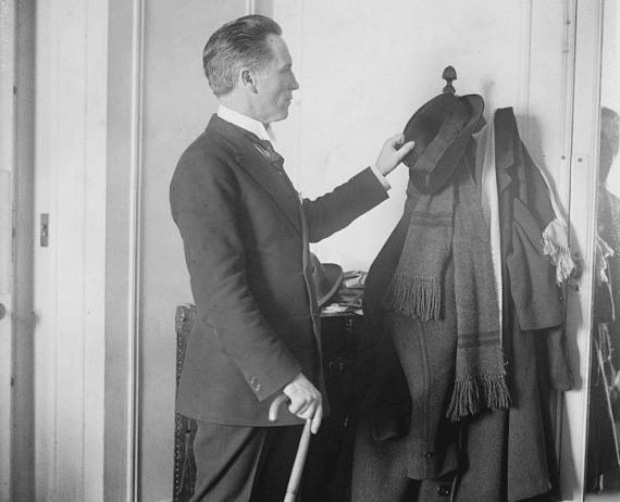 käppar modeaccessoar för män