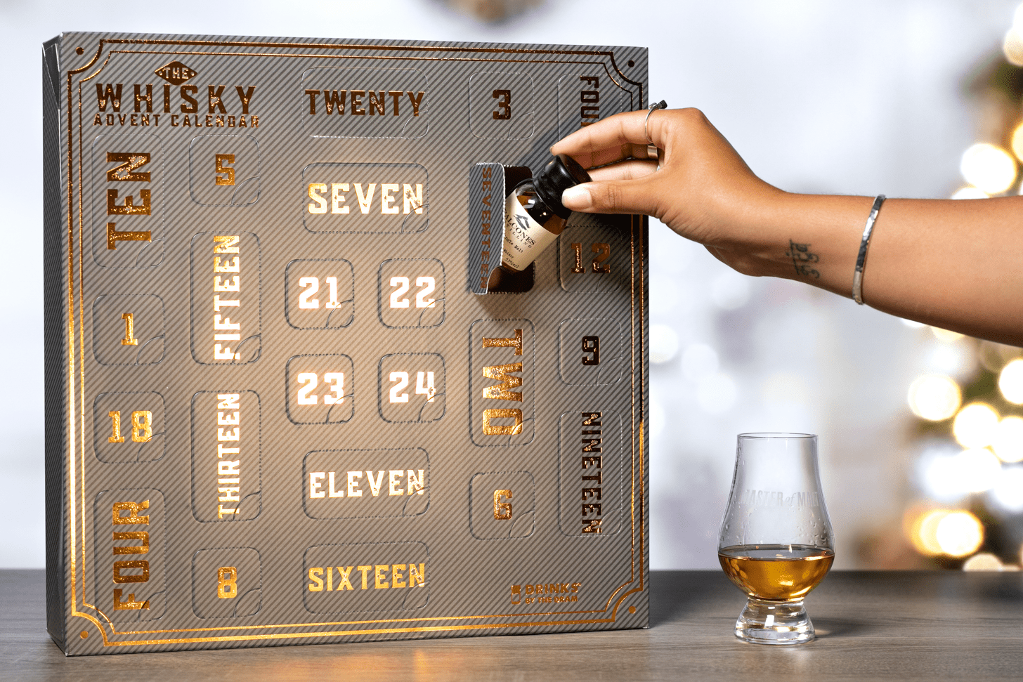 whisky advent calendar 2019