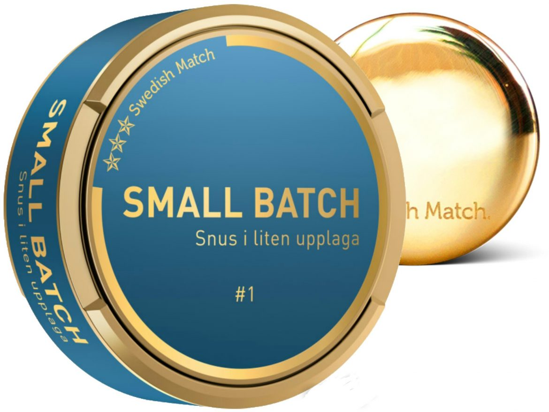 small batch champagnesnus