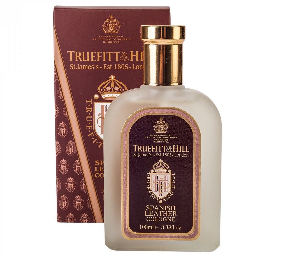 en av de äldsta engelska parfymerna