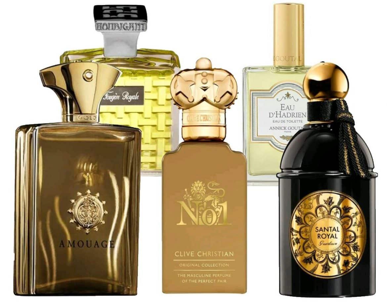 parfymer Tidlösa klassiker och lyxigare varianter på nätet