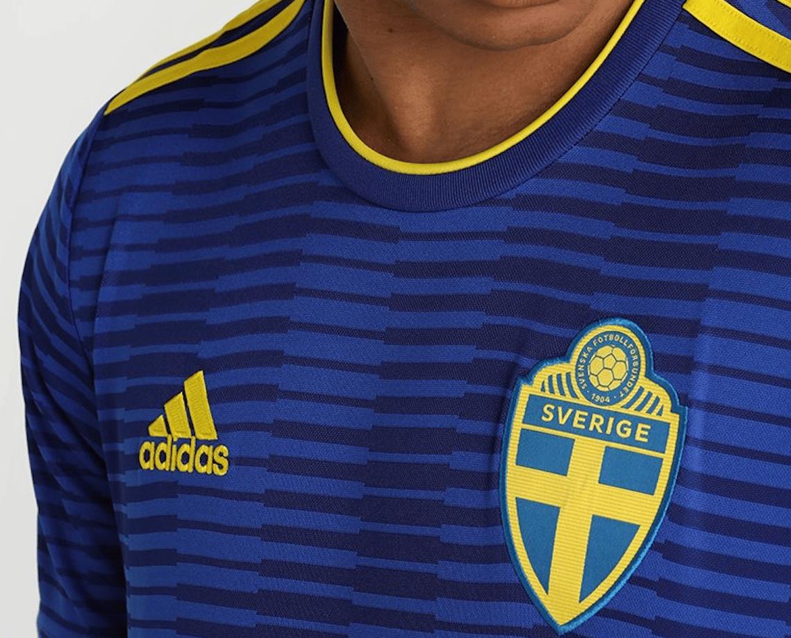 Sveriges bortatröja utsedd till VM:s snyggaste