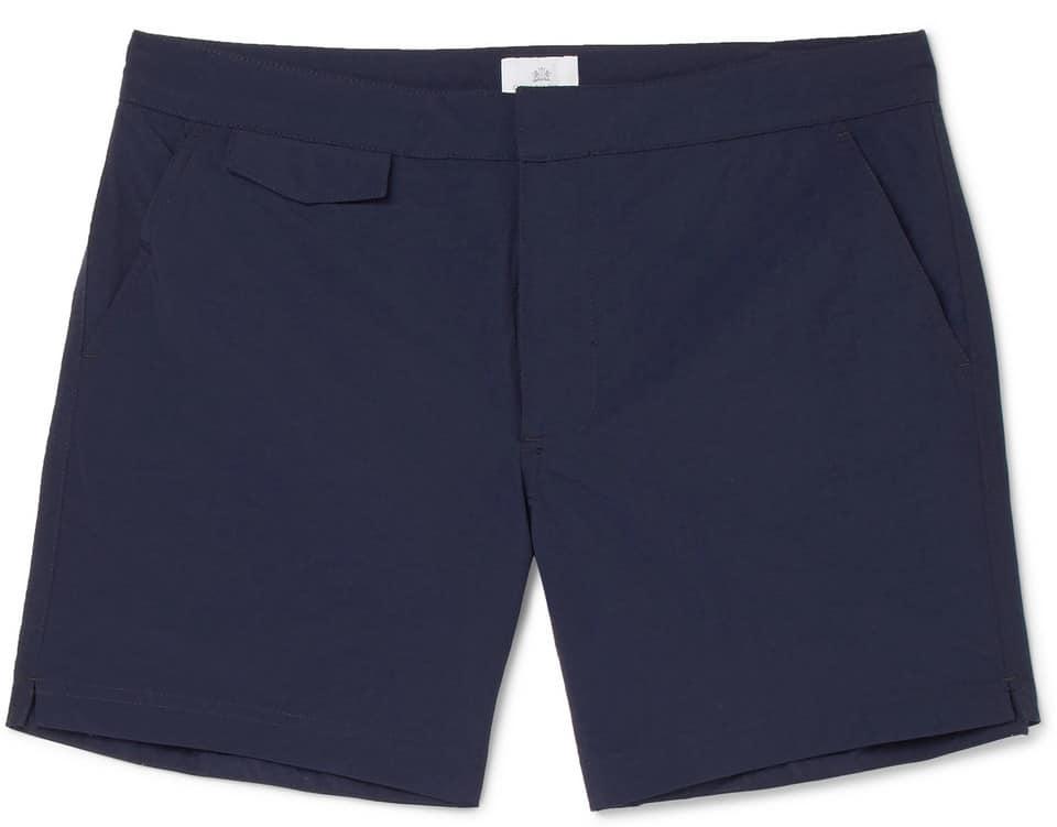 sunspel james bond thunderball swim shorts