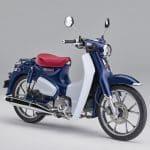 Klassiska Honda Super Cub gör comeback