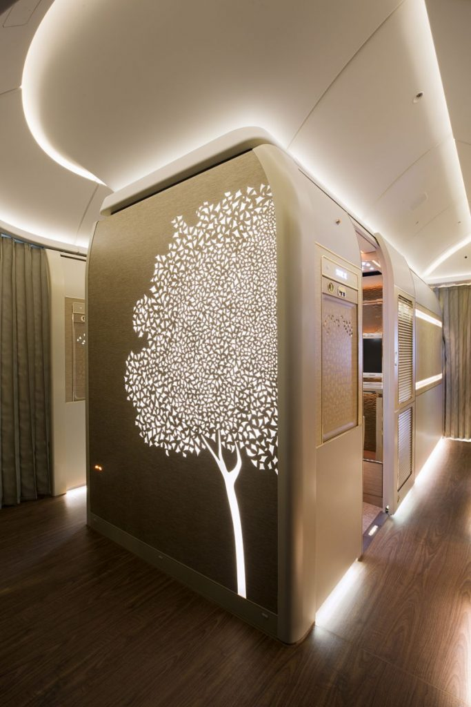 the worlds most luxurious flights