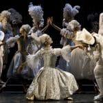 Kostymutförsäljning på Kungliga Operan