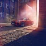 Världspremiär för BMW:s nya Z4-roadster