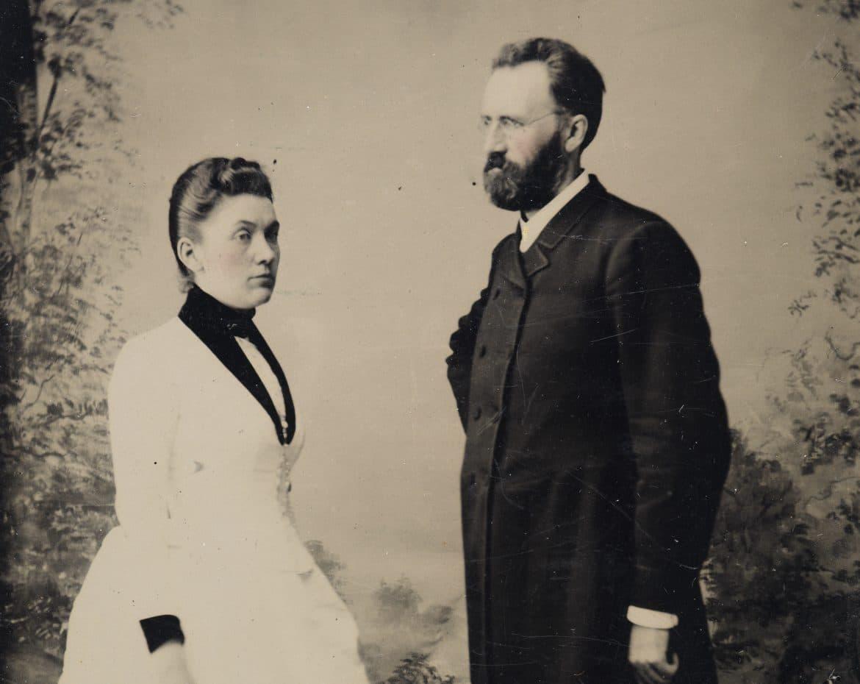 äktenskapsråd från 1800-talet