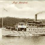 Ångbåten 200 år – ångbåtsparad i Stockholm
