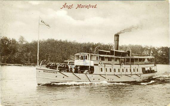 ångbåten 200 år