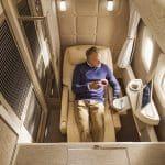 Världens lyxigaste flygresor: Ombord på Emirates nya Boeing 777-300ER