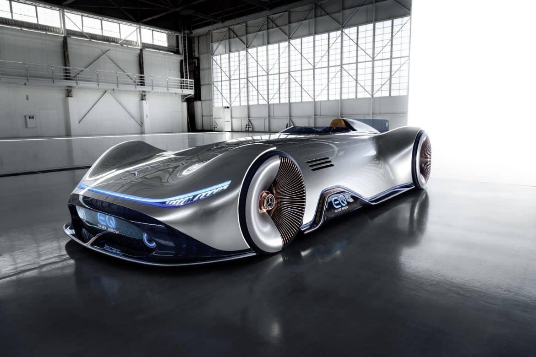 lyxigaste konceptbilen i världen elbil