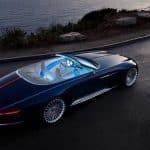 Vision Mercedes-Maybach 6 Cabriolet – Världens vackraste elbil