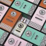 Parfymmärket PALMARIA lanseras i Sverige